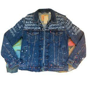 Levi's/Handmaid 's Tale Jean Jacket XL